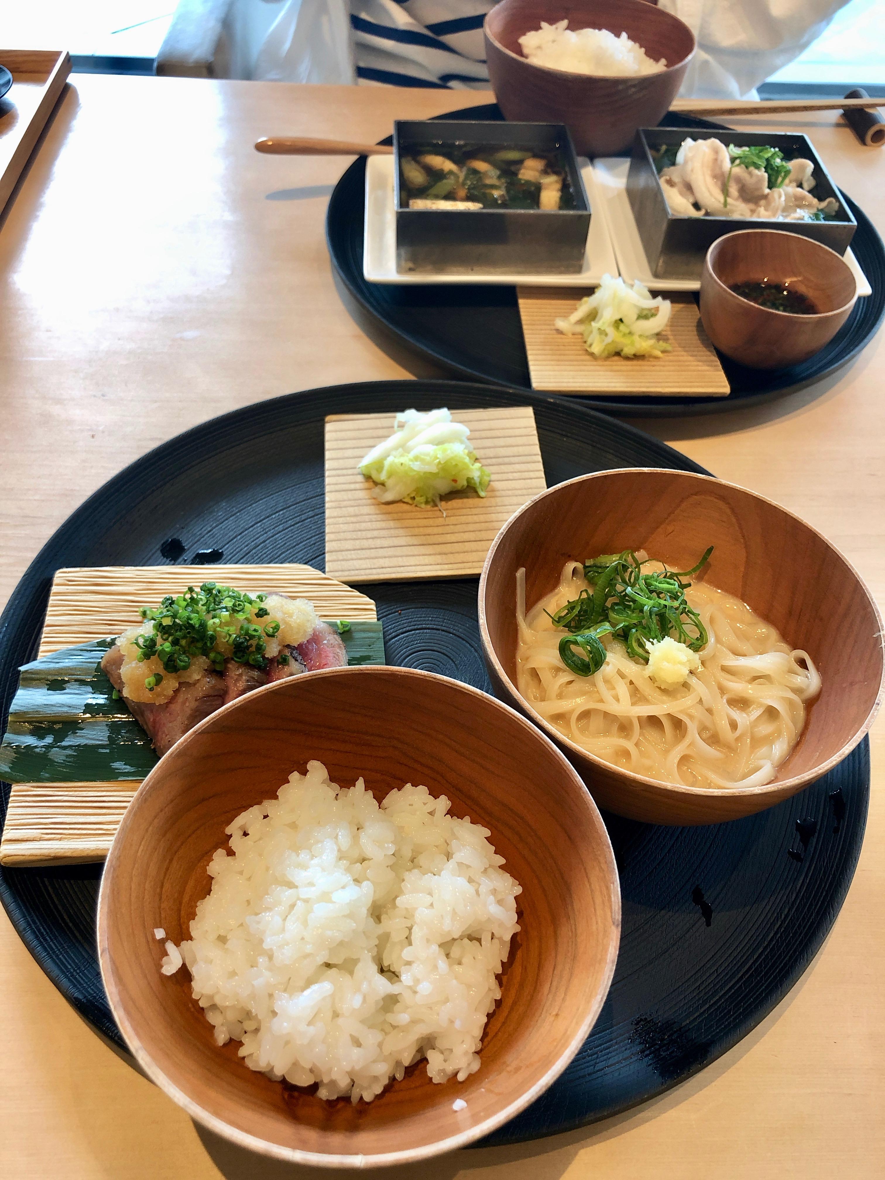 日台女生交換日記~東京好吃定食店表參道的「茶洒金田中」