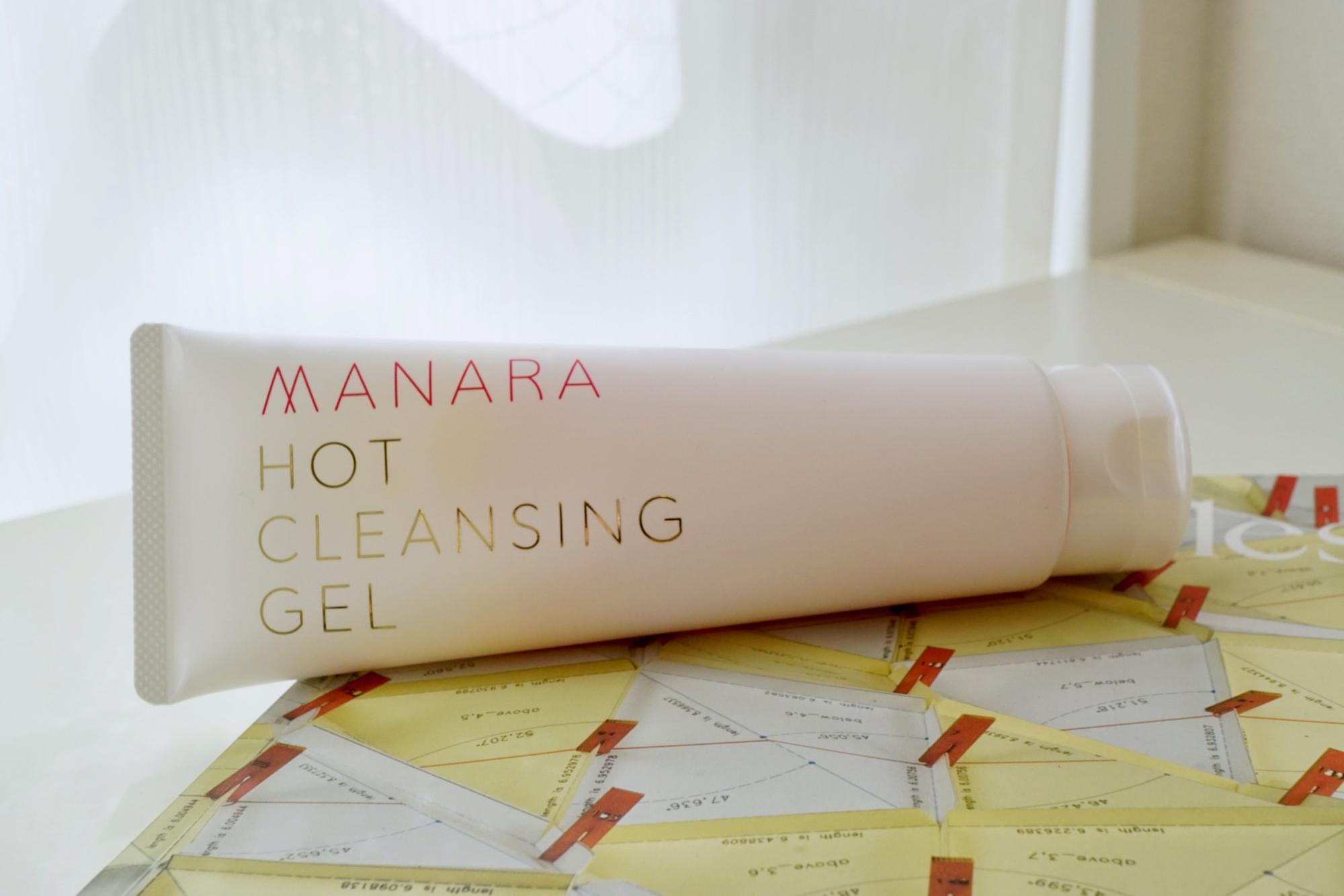 MANARA曼娜麗溫熱卸妝凝膠