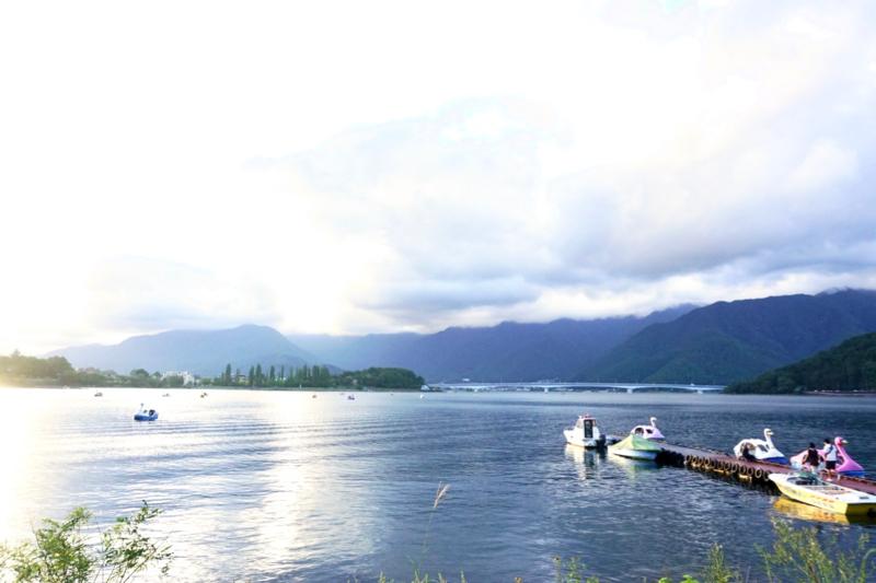 河口湖親子兩天一夜行程飯店