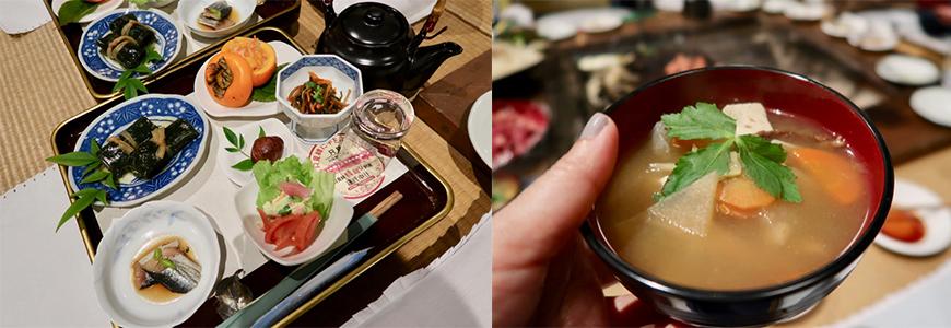 日本古民家料理