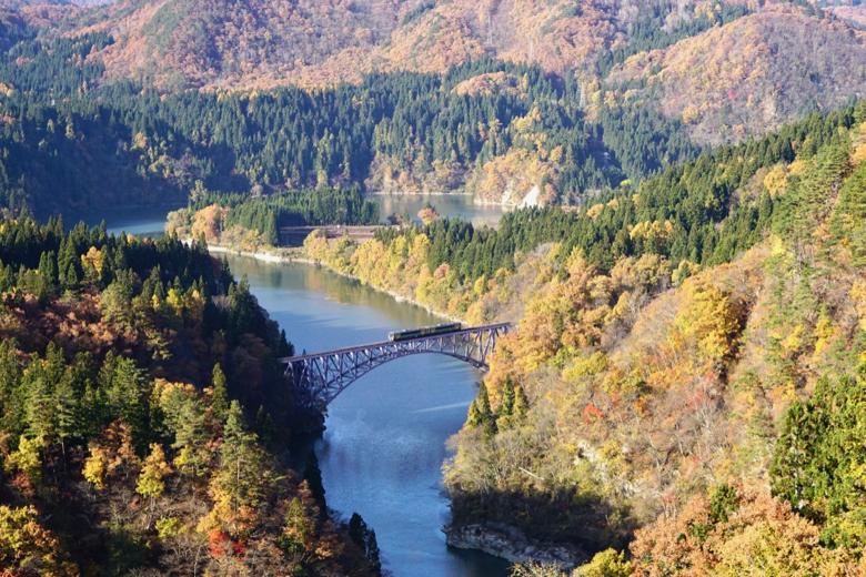 第一只見川橋樑