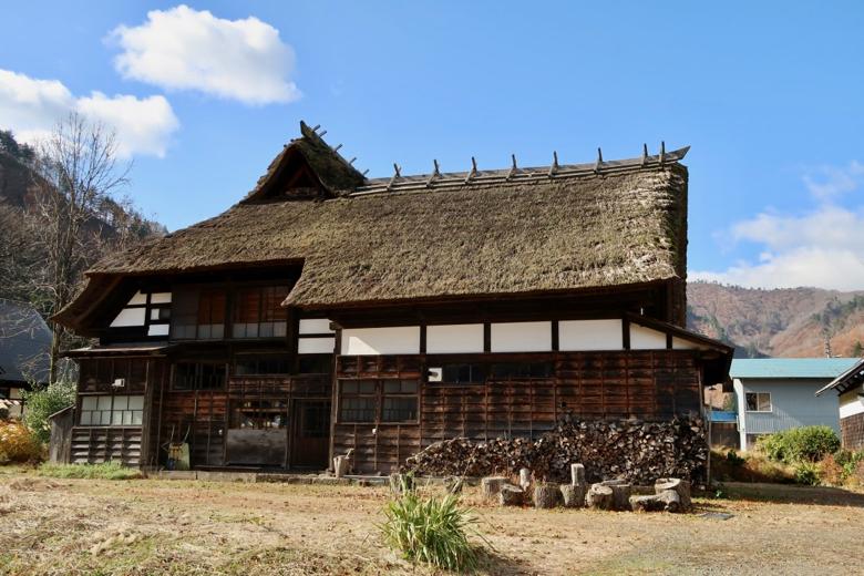 日本只見町五十嵐家住宅