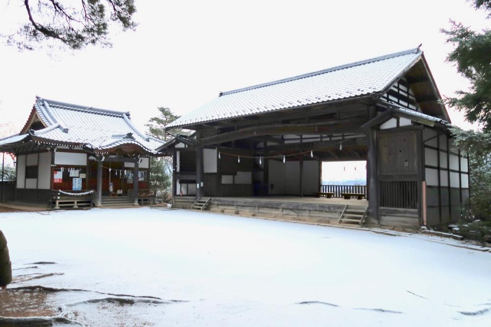 長野上田別所神社
