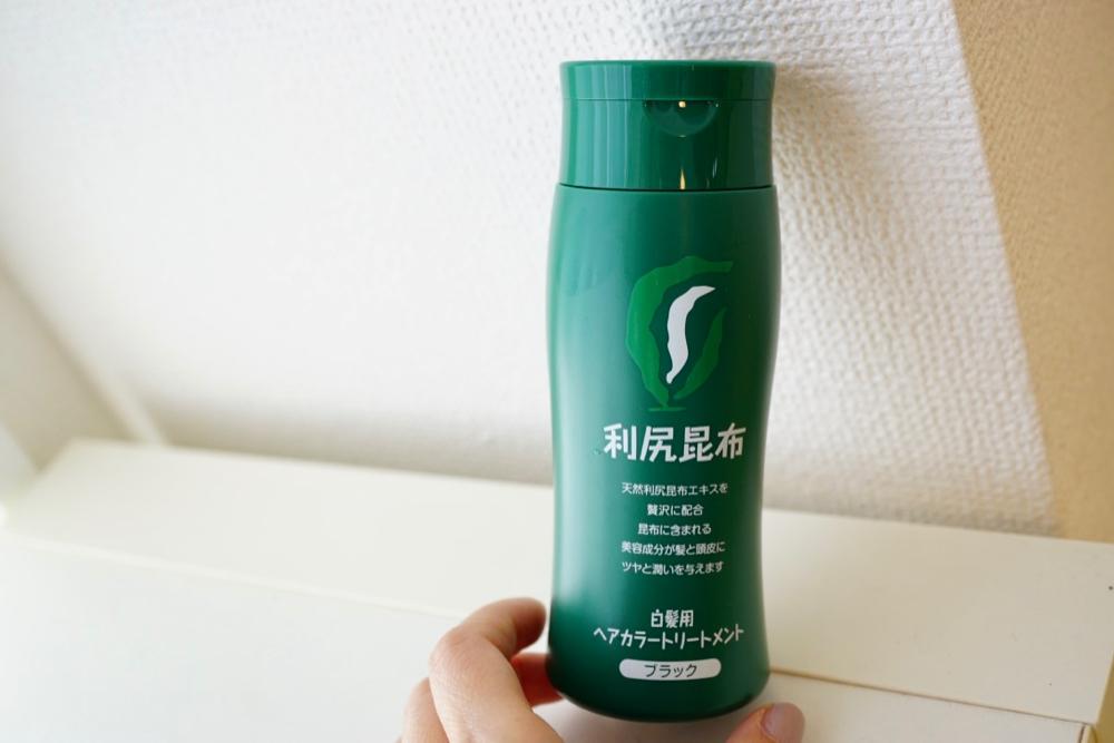 日本Sastty 利尻昆布染髮乳