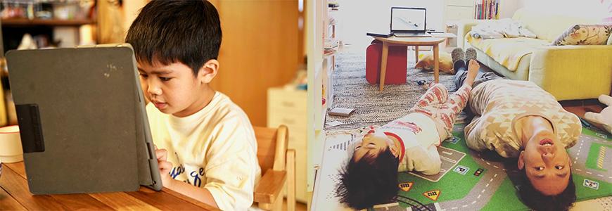 """明太子 x Yaeko日台女生交換日記Vol.7 """"Stayhome""""期間我們和小孩在家是怎麼過的呢?"""